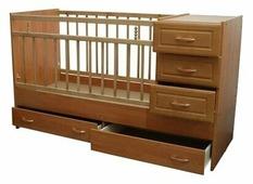 Кроватка Ведрусс Раиса (трансформер)