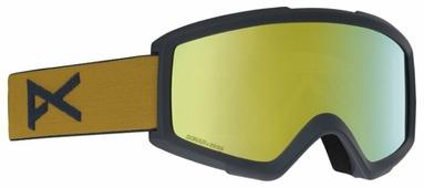 Маска ANON Helix 2.0 Sonar Goggle + Spare Lens