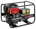 Бензиновый генератор Honda EC5000 (5000 Вт)