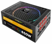 Блок питания Thermaltake Toughpower DPS G RGB 850W Titanium