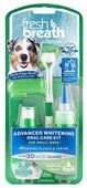 Комплект Tropiclean Fresh Breath для ухода за зубами отбеливающий для собак мини-пород