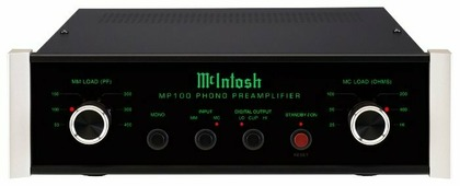 Фонокорректор McIntosh MP100