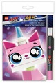 Канцелярский набор LEGO Lego Movie 2 Unikitty (52302), 3 пр.