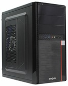 Компьютерный корпус ExeGate MA-371X w/o PSU Black