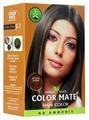 Хна Color Mate травяная краска для волос, тон 9.2 natural brown