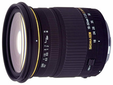 Объектив Sigma AF 18-50mm f/2.8 EX DC MACRO Minolta A