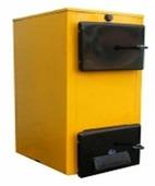 Твердотопливный котел Теплоприбор КС-Т 12,5-01 12.5 кВт двухконтурный