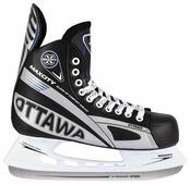 Детские хоккейные коньки MaxCity Ottawa+ для мальчиков