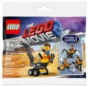 Конструктор LEGO The LEGO Movie 30529 Минитрансформер Эммета