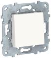 Кнопочный выключатель (кнопка) Schneider Electric NU520618,10А, белый