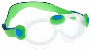 Очки-маска для плавания MAD WAVE Kids bubble mask