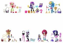 Мини-кукла My Little Pony Equestria Girls с аксессуарами, 12 см, B4909