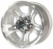 Колесный диск PDW Wheels 5046 Crank 8x15/5x139.7 D110 ET0 MS