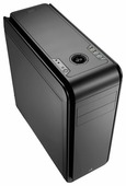 Компьютерный корпус AeroCool Dead Silence 200 Lite Black Edition