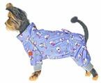 Комбинезон для собак HappyPuppy Снупик XL