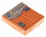 Полимерная глина Artifact Glitter оранжевая (222), 56 г