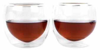 Bellavita Набор чашек с двойными стенками 2 шт 200 мл