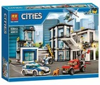 Конструктор BELA Cities 10660 Полицейский участок