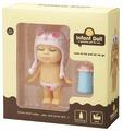 Кукла FindusToys Infant Doll в шапочке, 7,5 см, 7225637