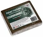 Пластилин ГАММА Студия мягкий оливковый 500 г (2.80.Е050.004)