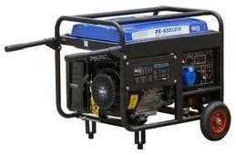 Бензиновый генератор Eco PE-6501RW (5000 Вт)