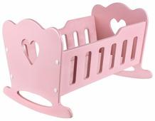 Rodent-Kids Кроватка для куклы Mommy, вырез сердце