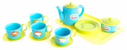 Набор посуды Пластмастер В гостях у Томы 21068