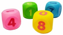 Кубики Пома Учим цифры 20319
