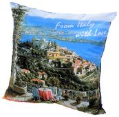 Подушка декоративная Gift'n'Home Романтическая Италия 35х35 см (PLW-35 Italy)