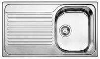 Врезная кухонная мойка Blanco Tipo 45S 86х50см нержавеющая сталь