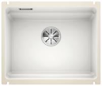 Врезная кухонная мойка Blanco Etagon 500-U Ceramic PuraPlus 54х45.6см керамика
