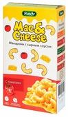 Foody Макароны Mac&Cheese с сырным соусом с томатами,143 г