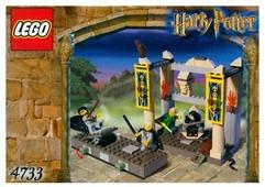 Конструктор LEGO Harry Potter 4733 Дуэльный Клуб
