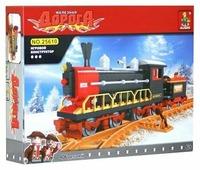 Конструктор Ausini Поезд 25610