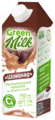Овсяный напиток Green Milk Шоколад 1%, 750 мл