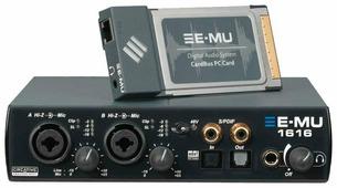 Внутренняя звуковая карта с дополнительным блоком E-MU 1616