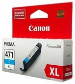 Картридж Canon CLI-471C XL (0347C001)