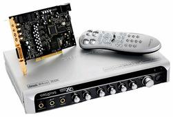 Внутренняя звуковая карта с дополнительным блоком Creative X-Fi Elite Pro