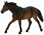 Фигурка Mojo Farmland Ковбойская рыжая лошадь 387151