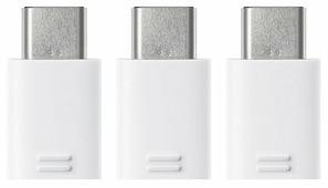 Переходник Samsung microUSB - USB Type-C (EE-GN930K) комплект
