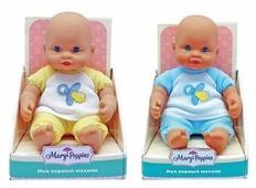 Пупс Mary Poppins Мой первый малыш Ляля 19 см 451160