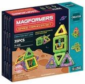 Магнитный конструктор Magformers Creator 703007 Космический путешественник