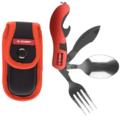 Нож многофункциональный ЗУБР Турист (47782) (4 функций) с чехлом