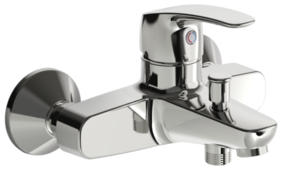 Однорычажный смеситель для ванны с душем Oras Safira 1040U