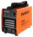 Сварочный аппарат PATRIOT 210 DC (MMA)
