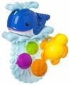 Игрушка для ванной BONDIBON Мельница. Кит на волнах (ВВ1912)