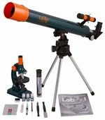 Телескоп + микроскоп LEVENHUK LabZZ MT2