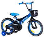 Детский велосипед Nameless Cross 16