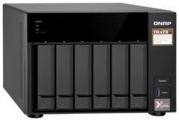 Сетевой накопитель (NAS) QNAP TS-673-4G