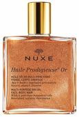 Масло для тела Nuxe Золотое для лица, тела и волос Huile Prodigieuse